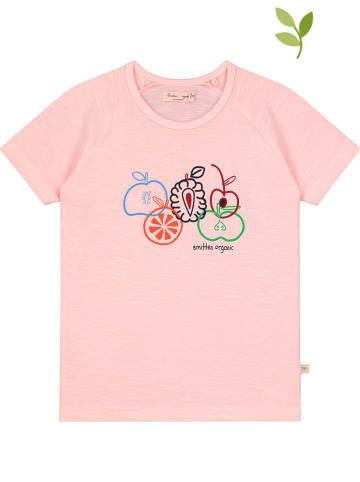 Smitten Organic Shirt lichtroze