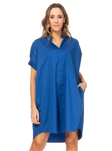 Tantra Sukienka w kolorze niebieskim