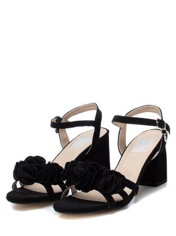 Xti Sandały w kolorze czarnym
