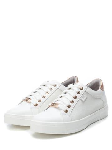 Xti Sneakersy w kolorze białym