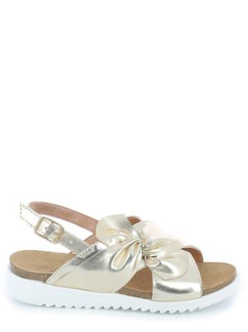 Grünland Junior Sandalen goudkleurig