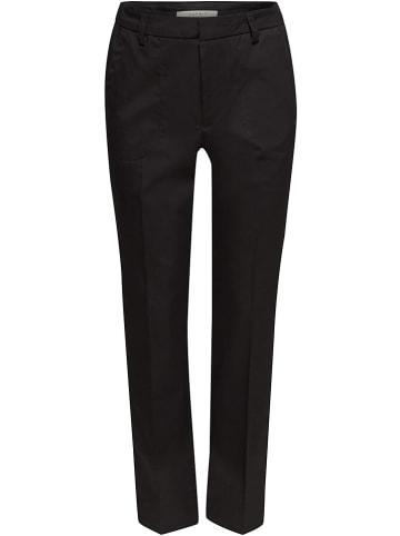 ESPRIT Spodnie w kolorze czarnym