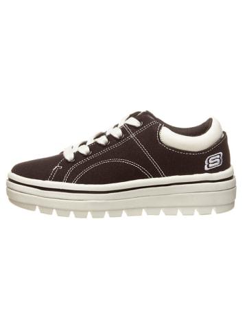 "Skechers Sneakers ""Street Cleats"" zwart"