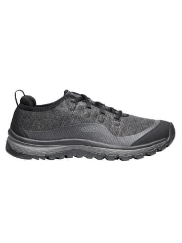 """Keen Leder-Sneakers """"Terradora"""" in Schwarz"""