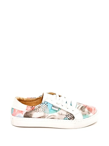 Noosy Sneakers in Creme/ Bunt