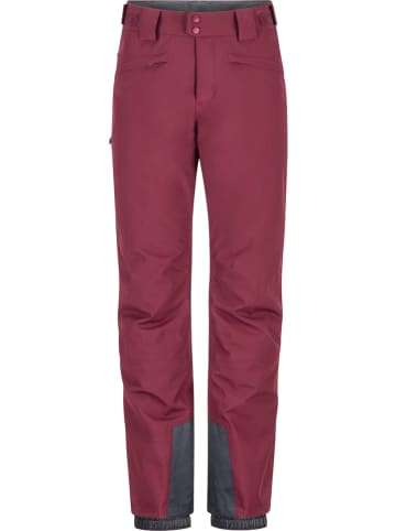 """Marmot Functionele broek """"Doubletuck"""" rood"""