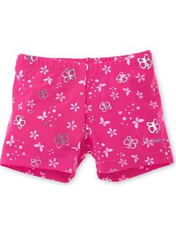 Sterntaler Kąpielówki w kolorze różowym