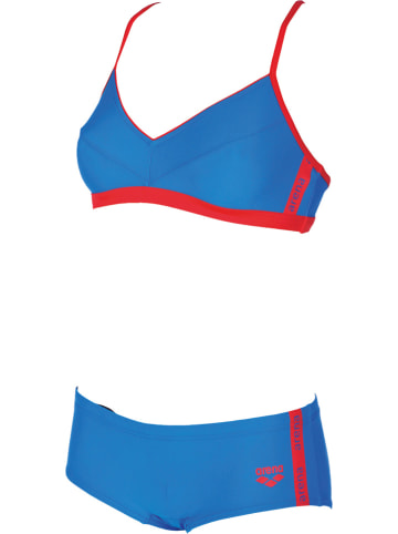"Arena Bikini ""Hyper"" in Blau/ Rot"