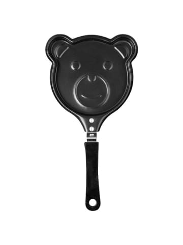 Utilinox Pan zwart - Ø 14 cm