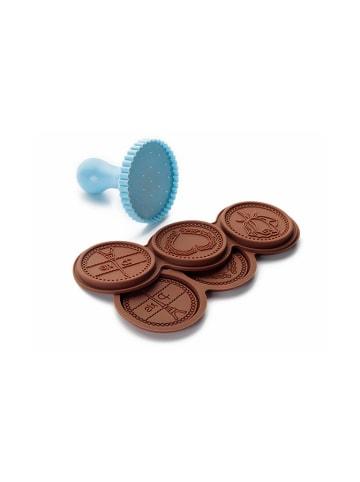 Utilinox Keksstempel in Blau