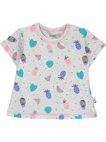 Lamino Shirt grijs/meerkleurig