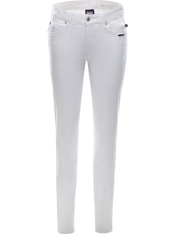 """MARINEPOOL Jeans """"Malena"""" - Skinny fit - in Weiß"""