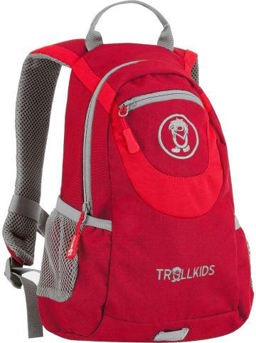 """Trollkids Plecak """"Trollhavn S"""" w kolorze czerwonym - 28 x 12 x 40 cm"""