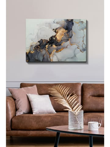 "ABERTO DESIGN Kunstdruk op canvas ""Kanvas Tablo 100"" - (B)70 x (H)50 cm"