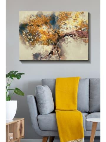 "ABERTO DESIGN Kunstdruk op canvas ""Kanvas Tablo 158"" - (B)100 x (H)70 cm"