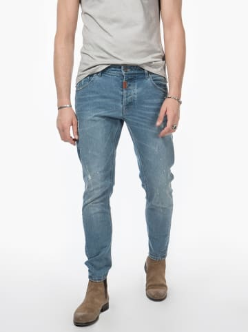 "Tigha Jeans ""Billy The Kid 9933"" - Slim fit - in Hellblau"