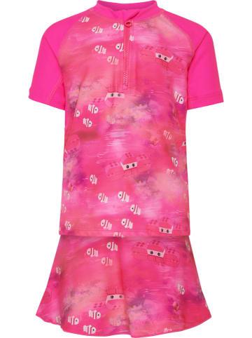 "Legowear 2-delige zwemoutfit ""Thelma 300"" roze"