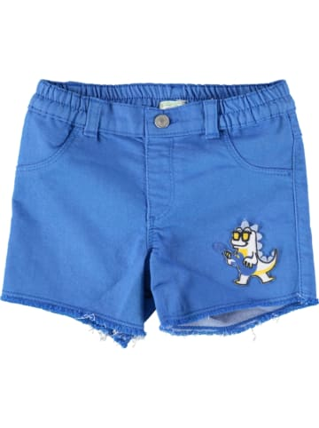 Benetton Short blauw