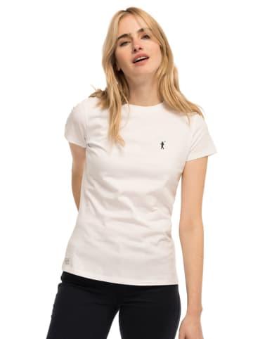 Polo Club Shirt in Weiß