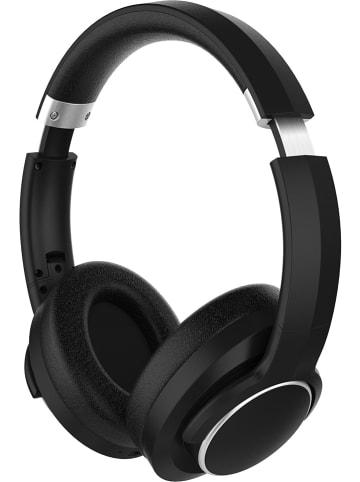SWEET ACCESS Słuchawki bezprzewodowe Bluetooth On-Ear w kolorze czarnym