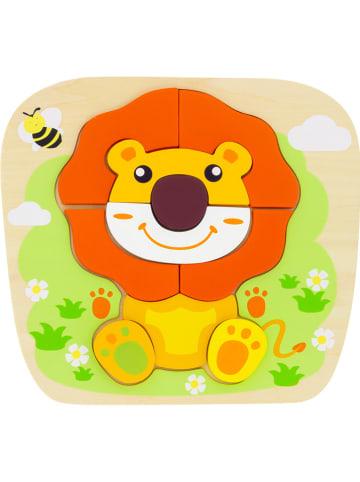 """Ulysse 10-delige puzzel """"Leeuw"""" - vanaf 12 maanden"""
