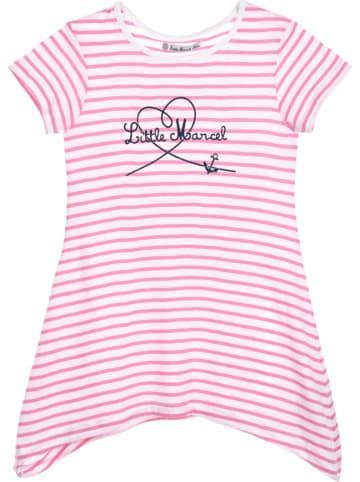 Little Marcel Nachthemd lichtroze/wit