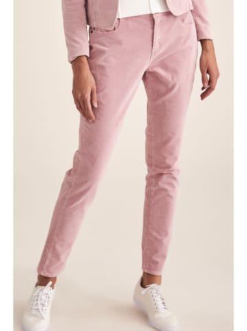 TATUUM Spodnie w kolorze jasnoróżowym