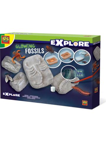 """SES Creativiteitsset """"Lichtgevende fossielen"""" - vanaf 5 jaar"""