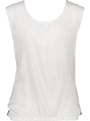 Alife and kickin Koszulka w kolorze białym