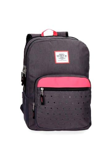 Pepe Jeans Plecak w kolorze szarym - (S)30,5 x (W)44 x (G)15 cm