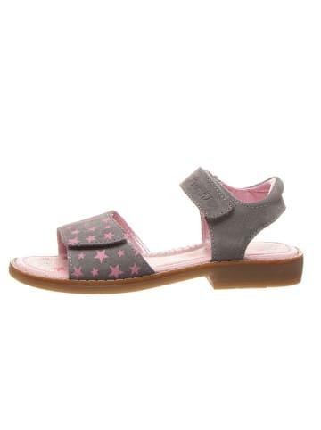 "Lurchi Leren sandalen ""Zuzu-S"" grijs"
