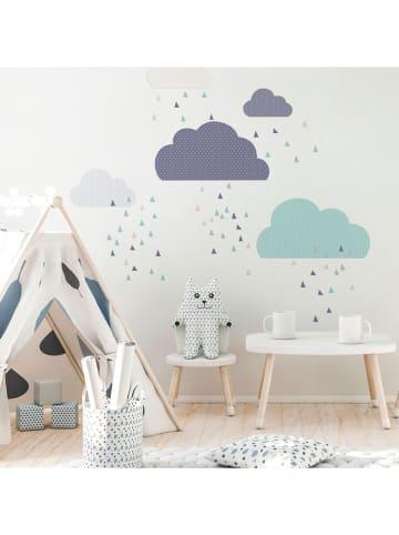 """Ambiance Wandsticker """"Scandinavian clouds"""""""