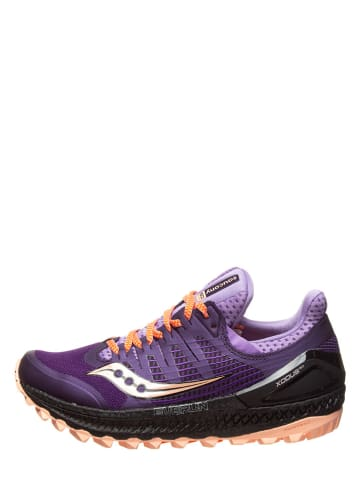 "Saucony Laufschuhe ""Xodus Iso 3"" in Lila"