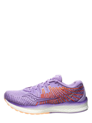 """Saucony Laufschuhe """"Liberty Iso 2"""" in Lila"""
