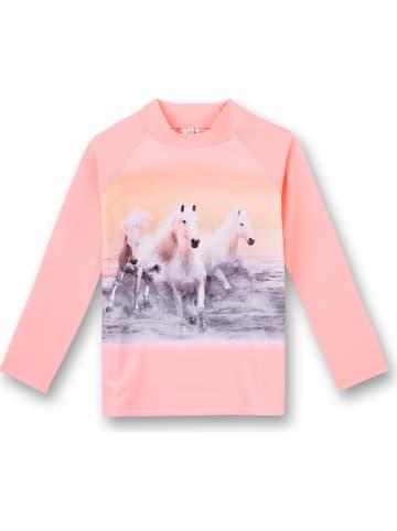 Sanetta Koszulka kąpielowa w kolorze łososiowym