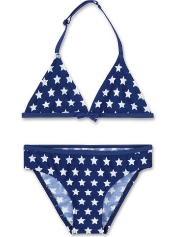 Sanetta Bikini w kolorze niebieskim