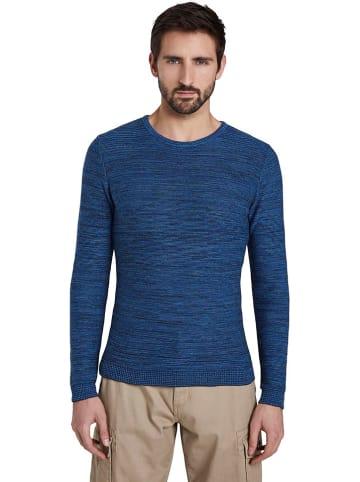 Tom Tailor Sweter w kolorze niebieskim