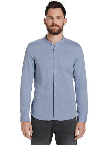 Tom Tailor Koszula w kolorze błękitnym