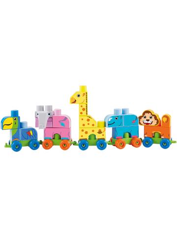 Écoiffier Pociąg ze zwierzętami - 12 m+