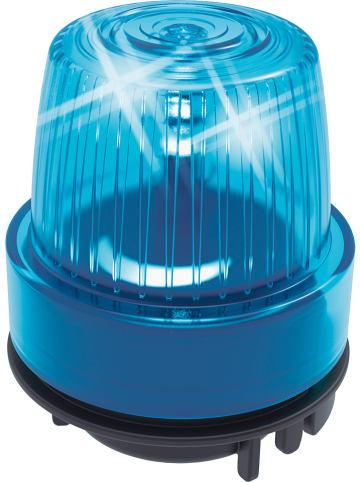 BIG Moduł dźwiękowo-świetlny w kolorze niebieskim - 12 m+