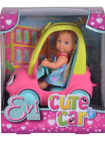 "Simba Pop ""Evi - Cute Car"" met accessoires - vanaf 3 jaar"