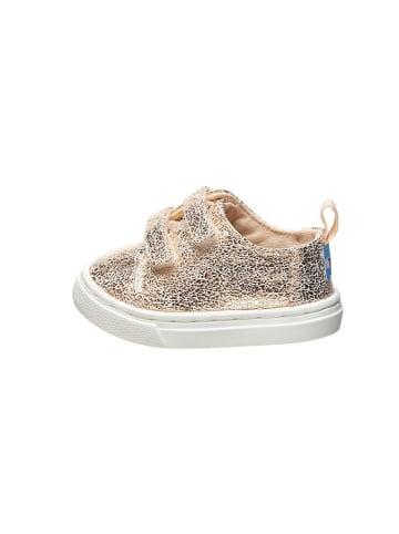"""TOMS Sneakers """"Lenny"""" roségoudkleurig"""