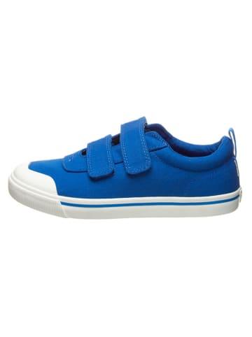 """TOMS Sneakersy """"Doheny"""" w kolorze niebieskim"""