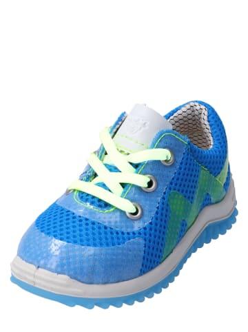 """PEPINO Sneakersy """"Pero"""" w kolorze niebieskim"""