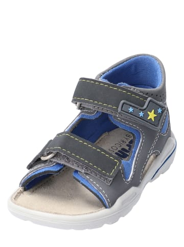 """PEPINO Sandały """"Manto"""" w kolorze niebiesko-szarym"""