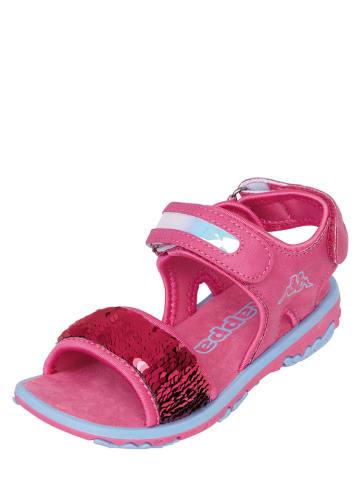 """Kappa Sandalen """"Seaqueen K"""" roze/blauw"""