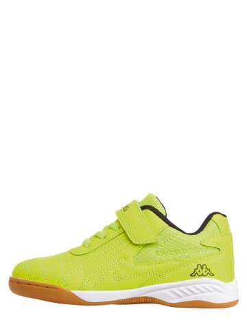 """Kappa Sportschoenen """"Furbo K"""" geel"""