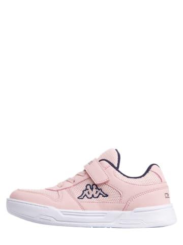 "Kappa Sneakers ""Dalton K"" lichtroze/zwart"