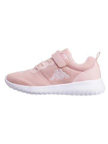"""Kappa Sneakers """"Ces K"""" lichtroze/wit"""