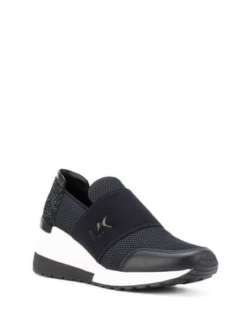 Michael Kors Sneakersy w kolorze czarnym